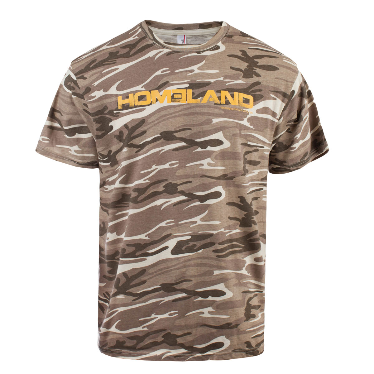 Homeland Camo T-Shirt