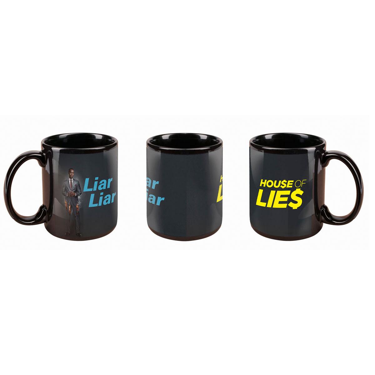 House of Lies Liar Liar Mug