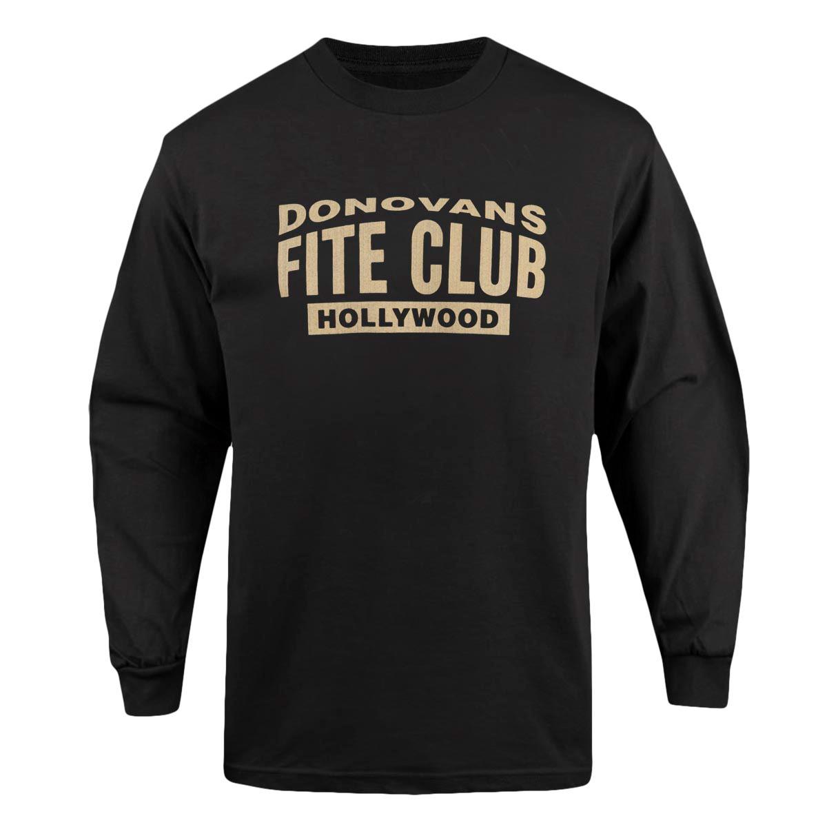 Ray Donovan Fite Club Long Sleeve T-Shirt
