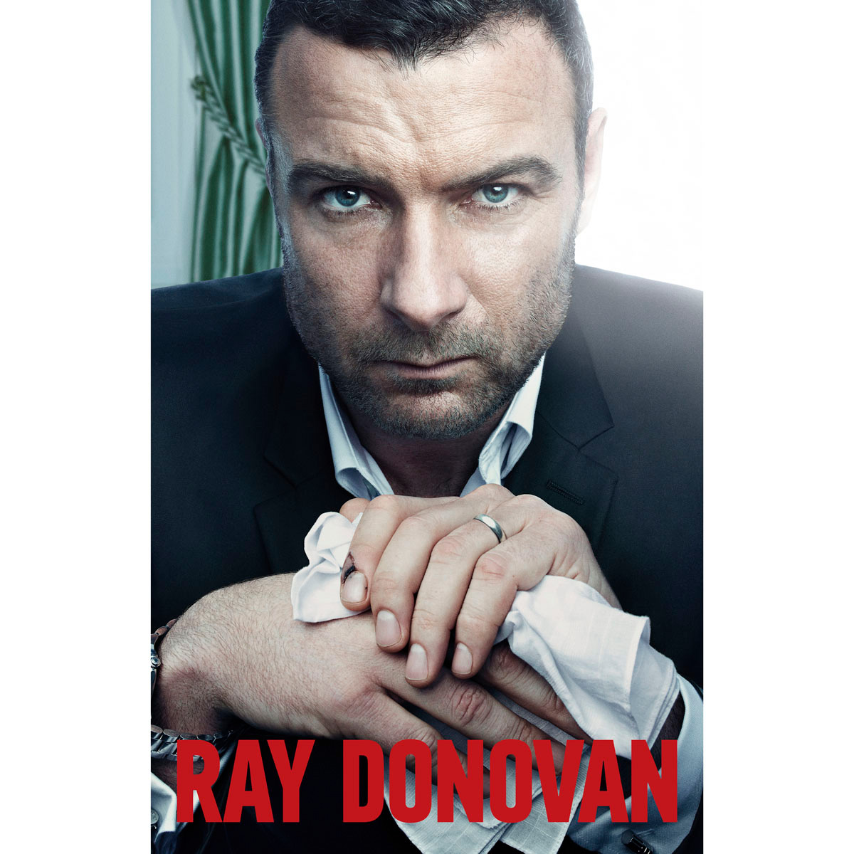 Ray Donovan Clean Hands Poster