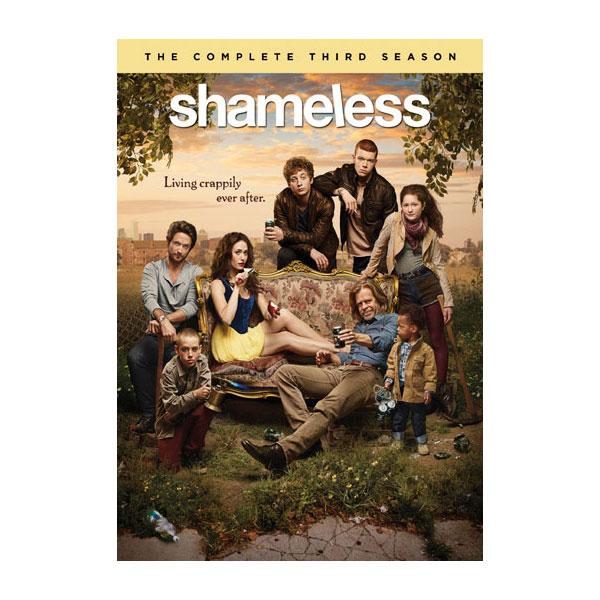 Shameless: Season 3 DVD