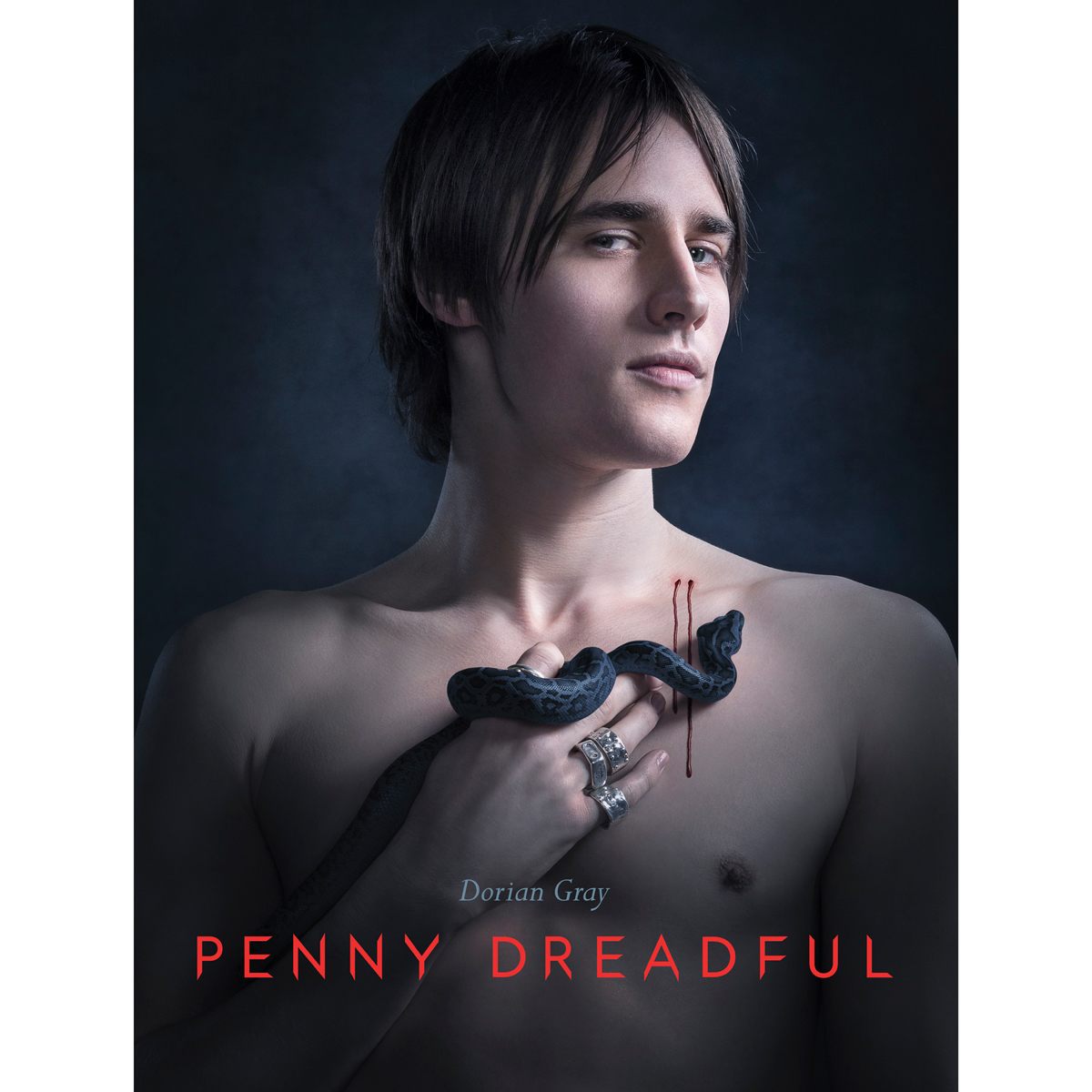 Penny Dreadful Dorian Giclee Print [18x24]