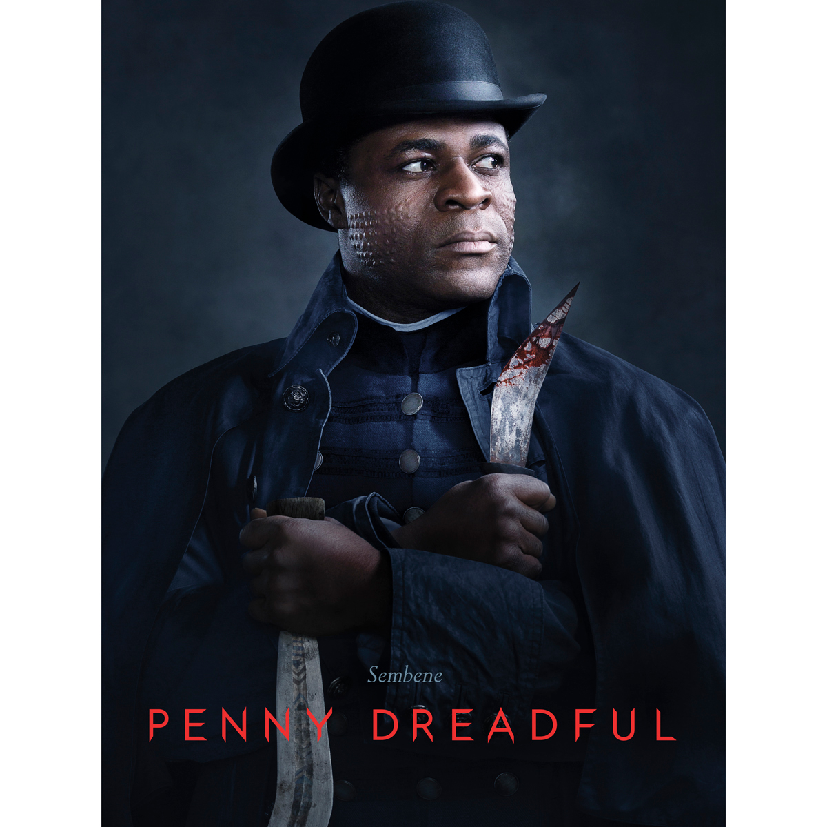 Penny Dreadful Sembene Giclee Print [18x24]