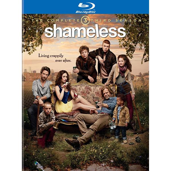 Shameless: Season 3 Blu-ray