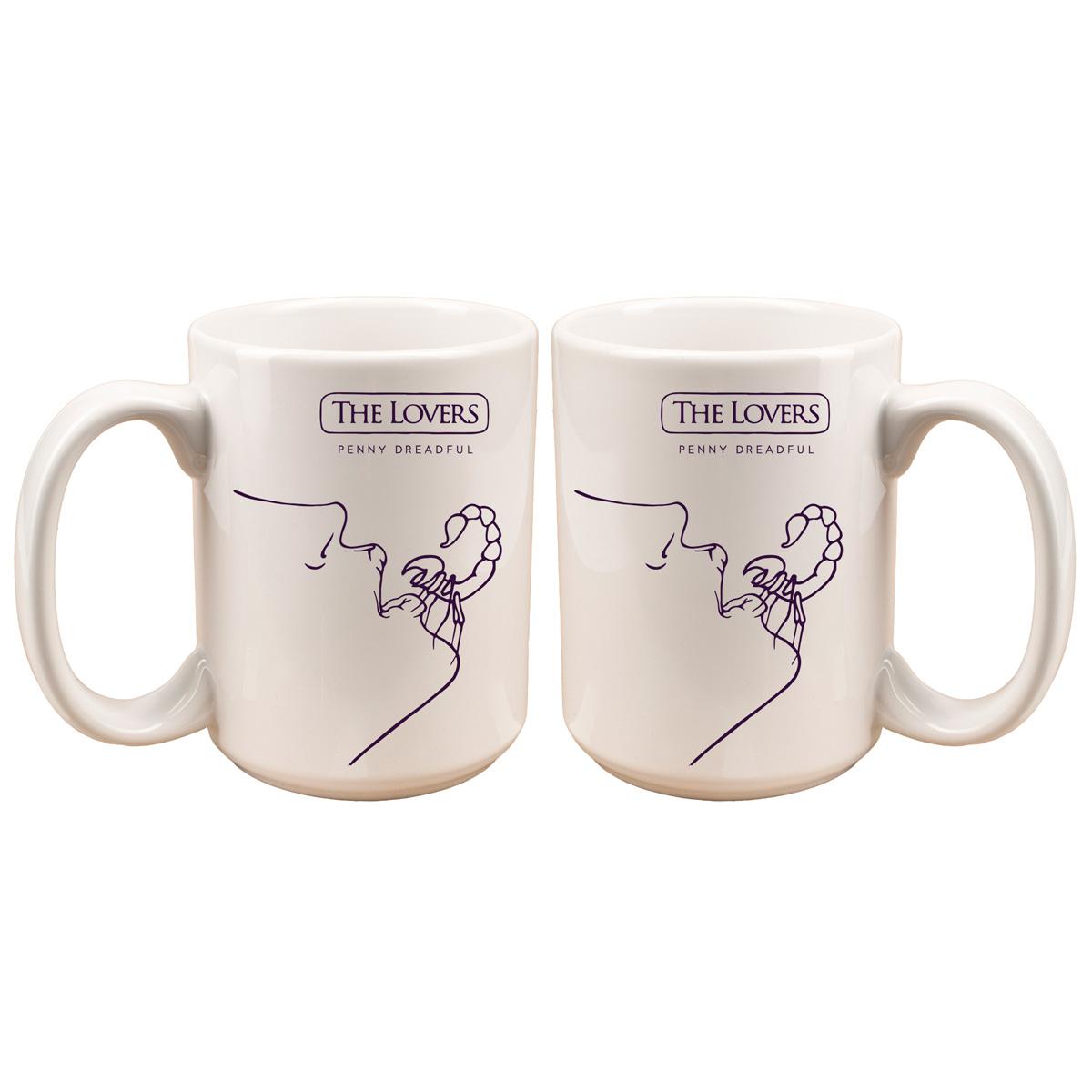 Penny Dreadful The Lovers Tarot Mug