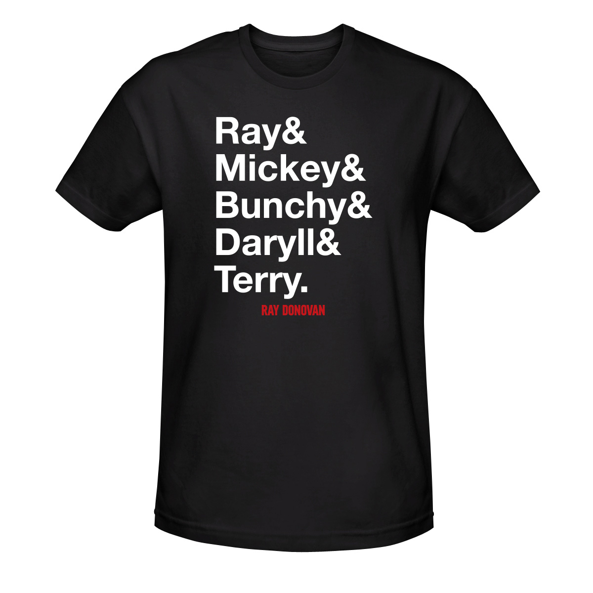 Ray Donovan Brothers T-Shirt