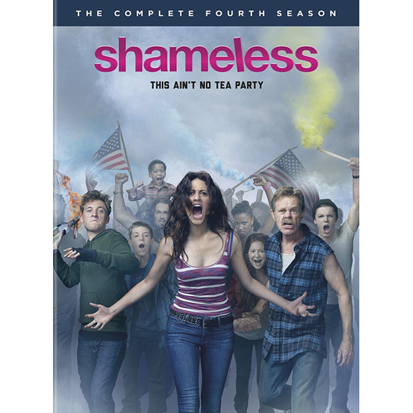 Shameless: Season 4 DVD