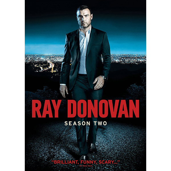 Ray Donovan: Season 2 DVD