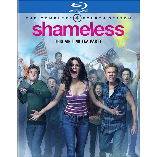 Shameless: Season 4 Blu-ray