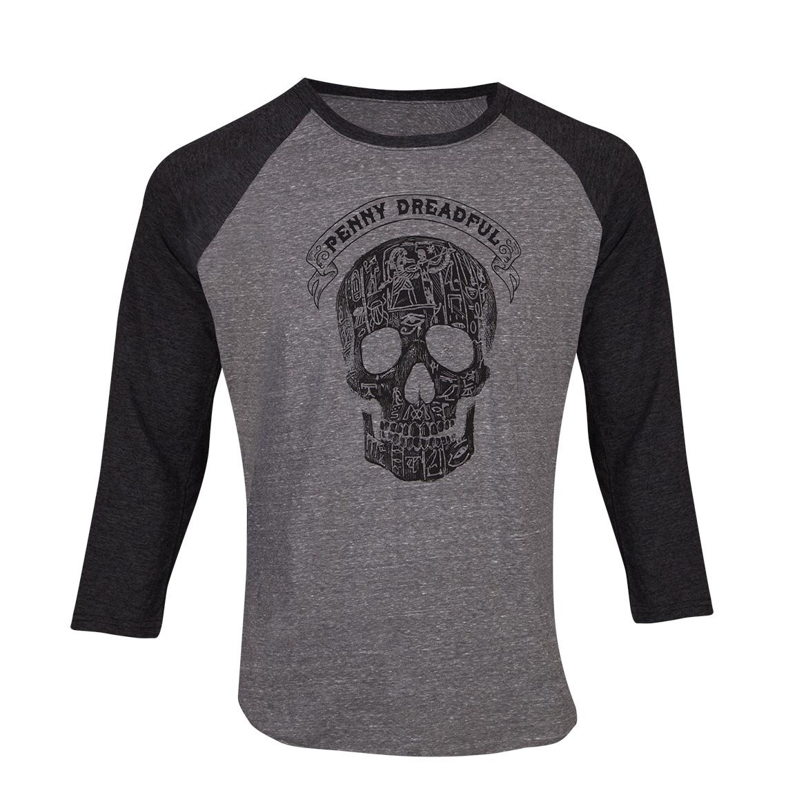 Penny Dreadful Skull Raglan T-Shirt