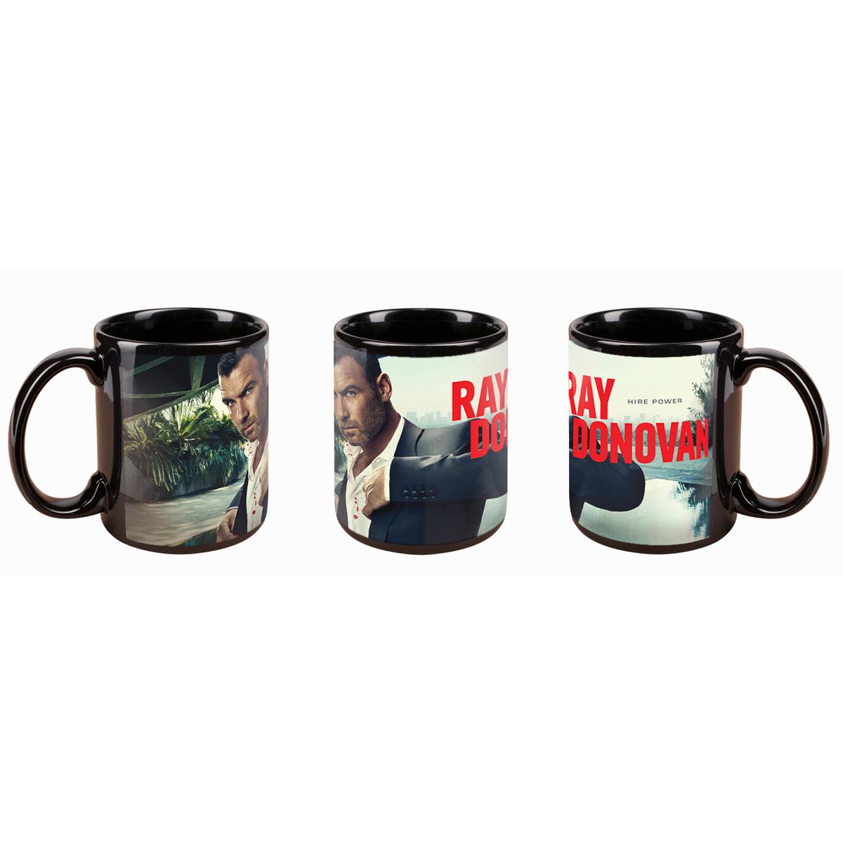 Ray Donovan Hire Power Mug