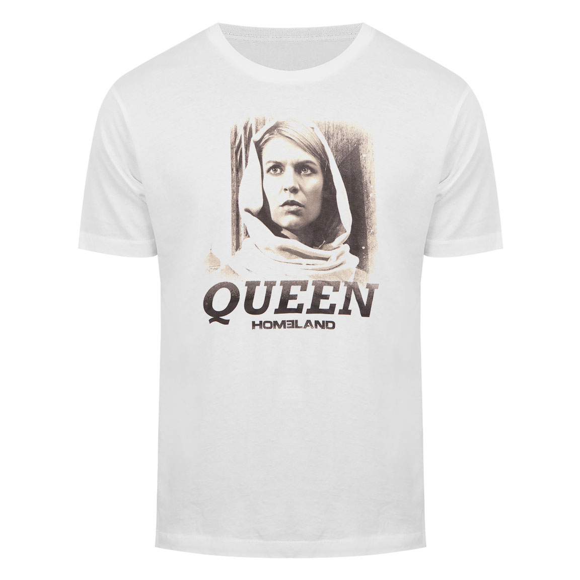 Homeland Carrie Queen T-Shirt
