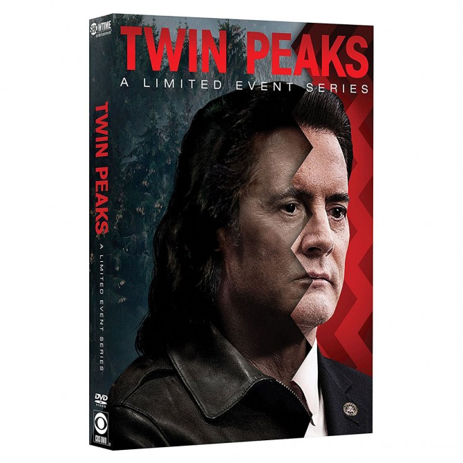 Twin Peaks: A Limited Series Event - DVD Only