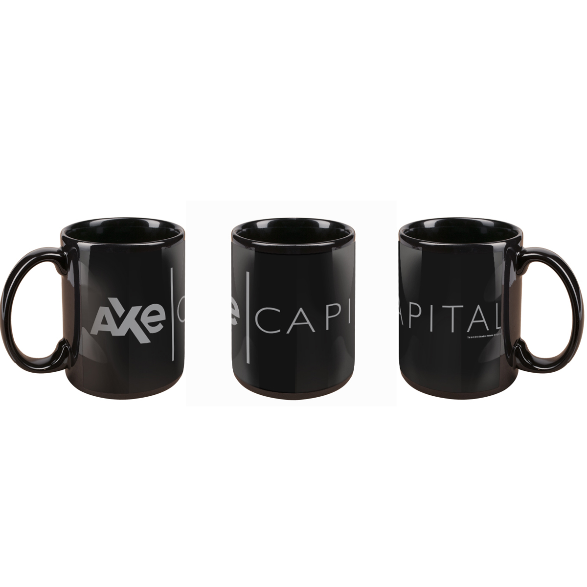Billions Axe Capital Mug (Black)