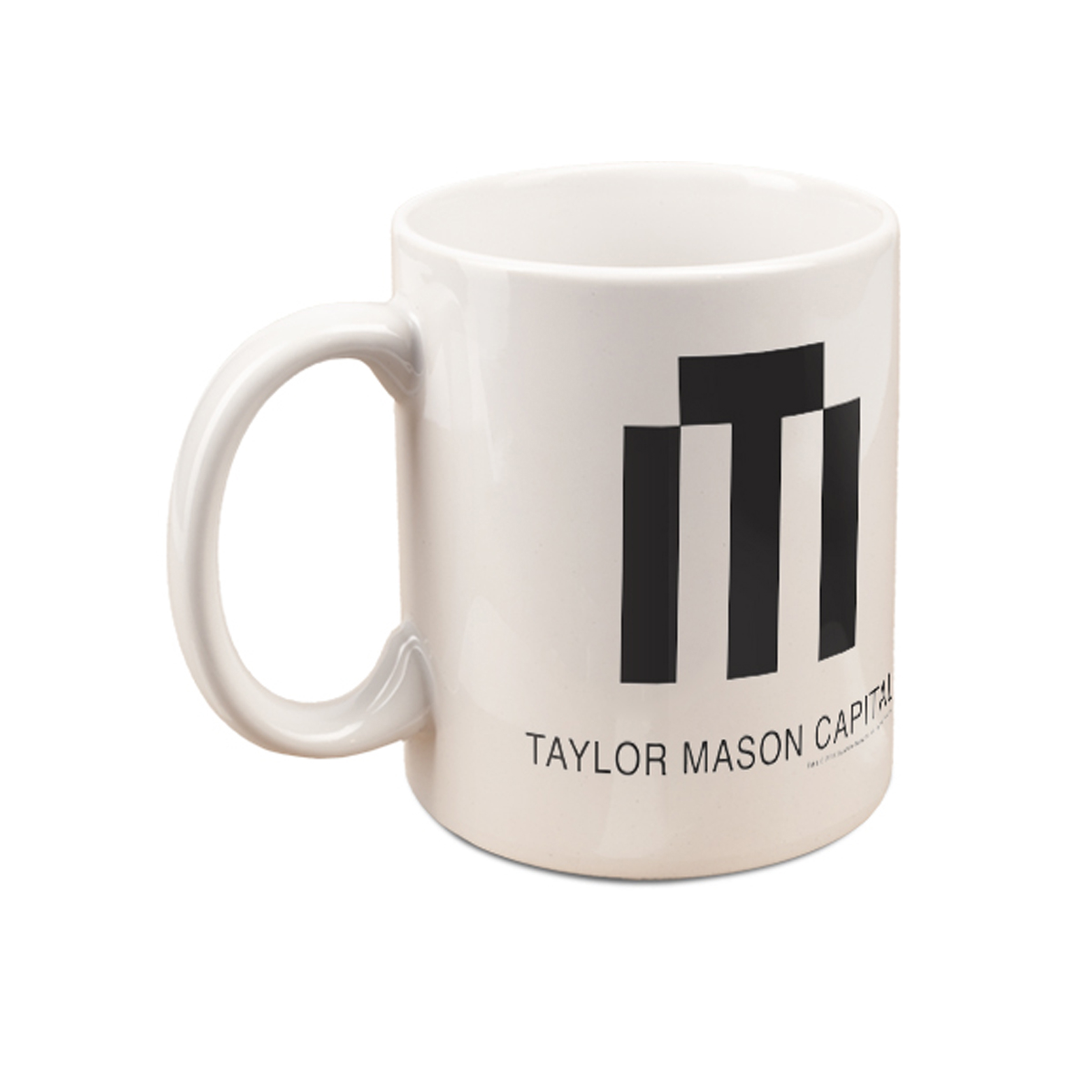 Billions Taylor Mason Capital Logo Mug