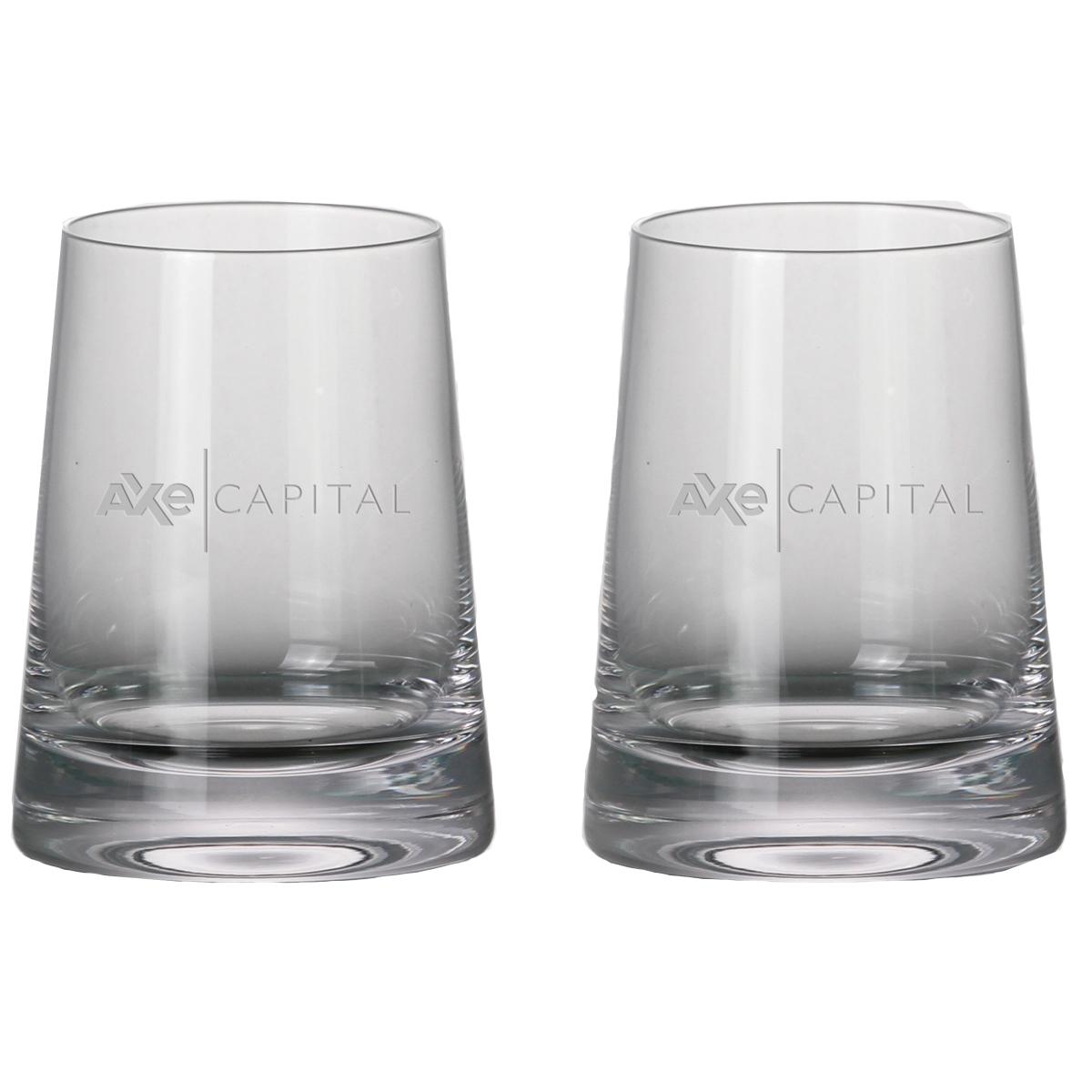 Billions Axe Capital Stemless White Wine Glasses (Set of 2)