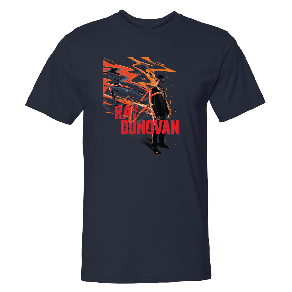 Ray Donovan Mondo Art T-Shirt