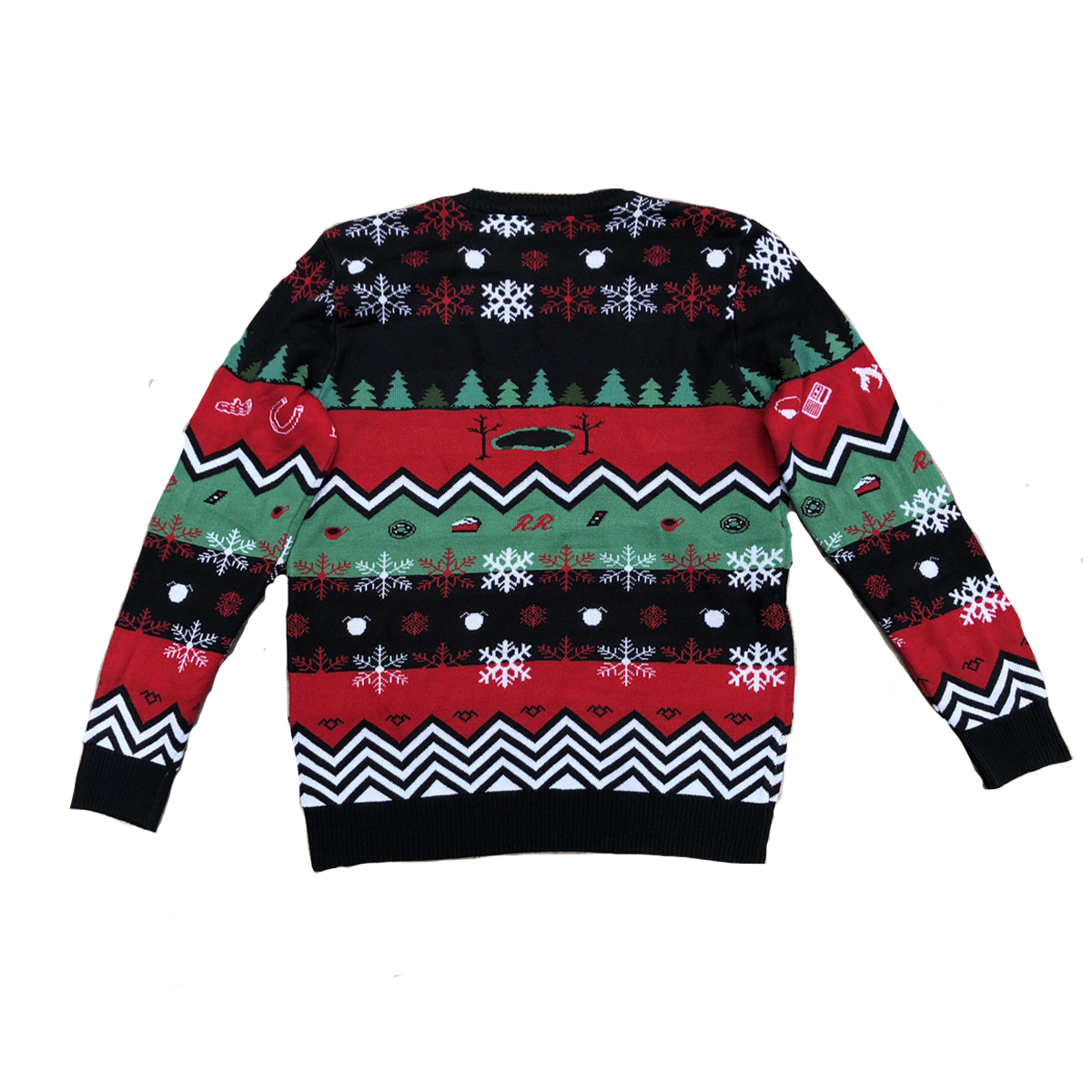 Twin Peaks Fire Walk With Me Holiday Sweater Shop The Showtime