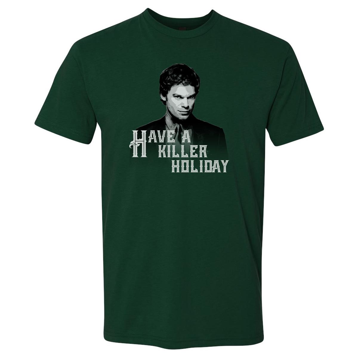 Dexter Killer Holiday T-Shirt