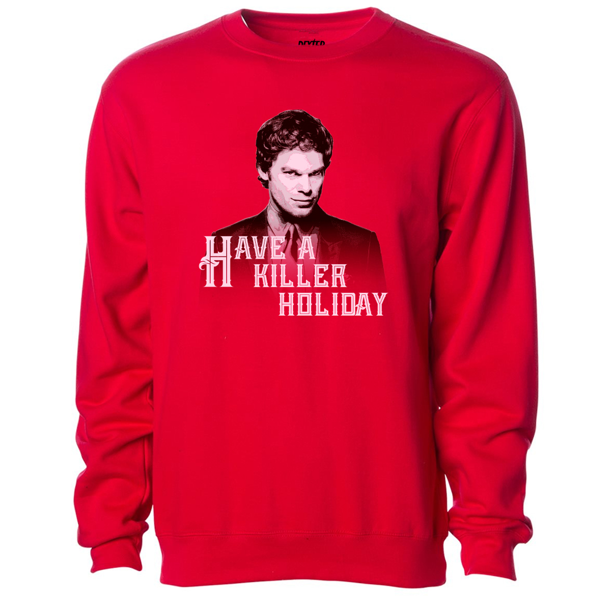 Dexter Killer Holiday Crewneck Sweatshirt