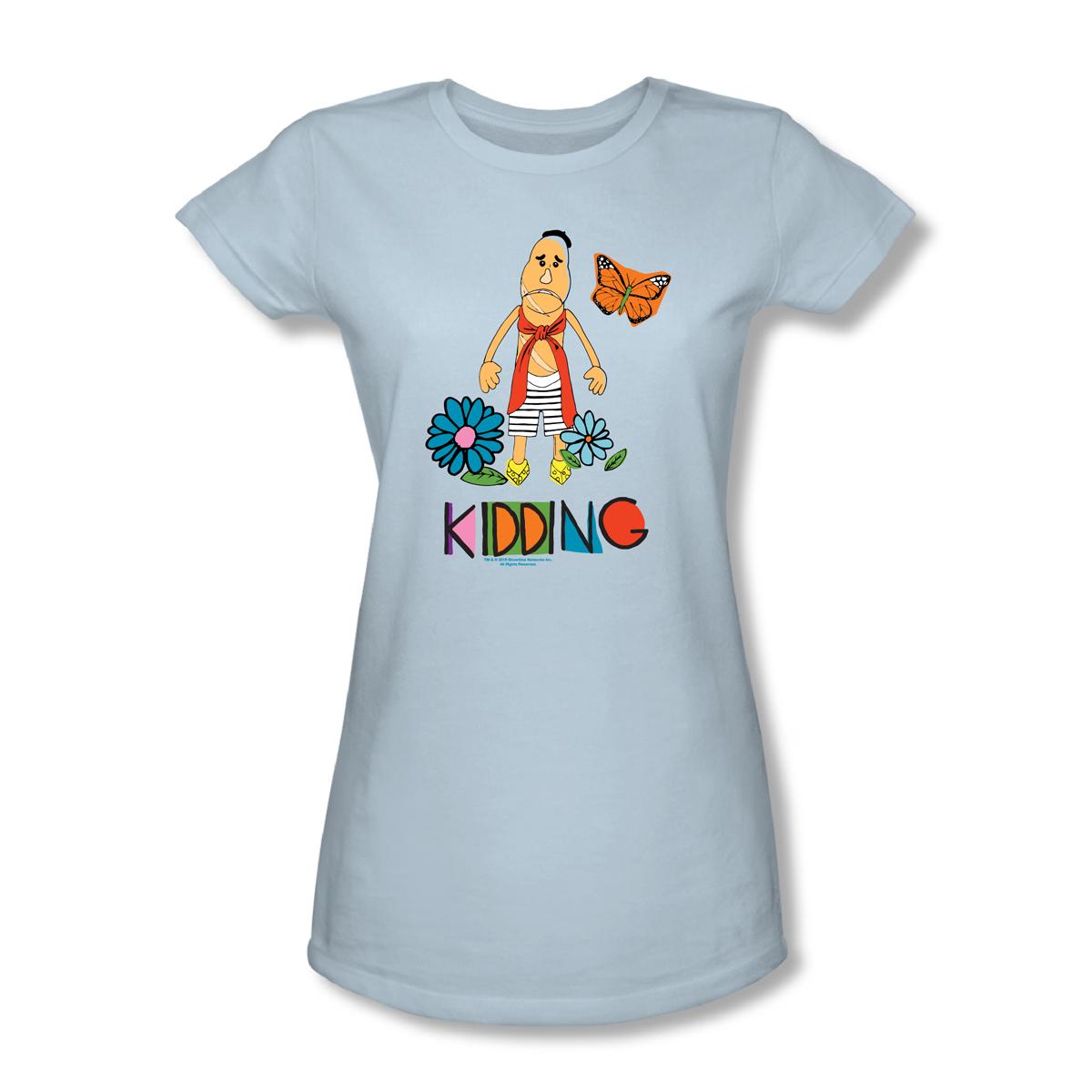 Kidding Ennui Le Triste Women's Slim Fit T-Shirt