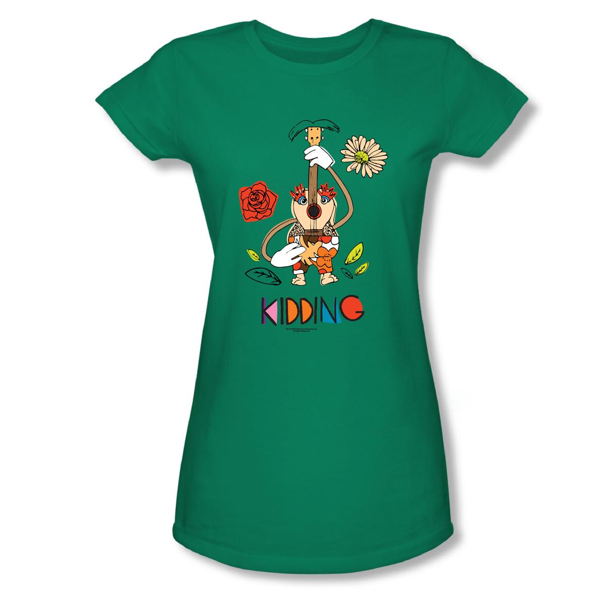 Kidding Secret Chef Women's Slim Fit T-Shirt