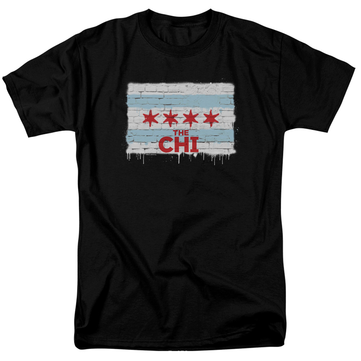 The Chi Grafitti Logo T-Shirt