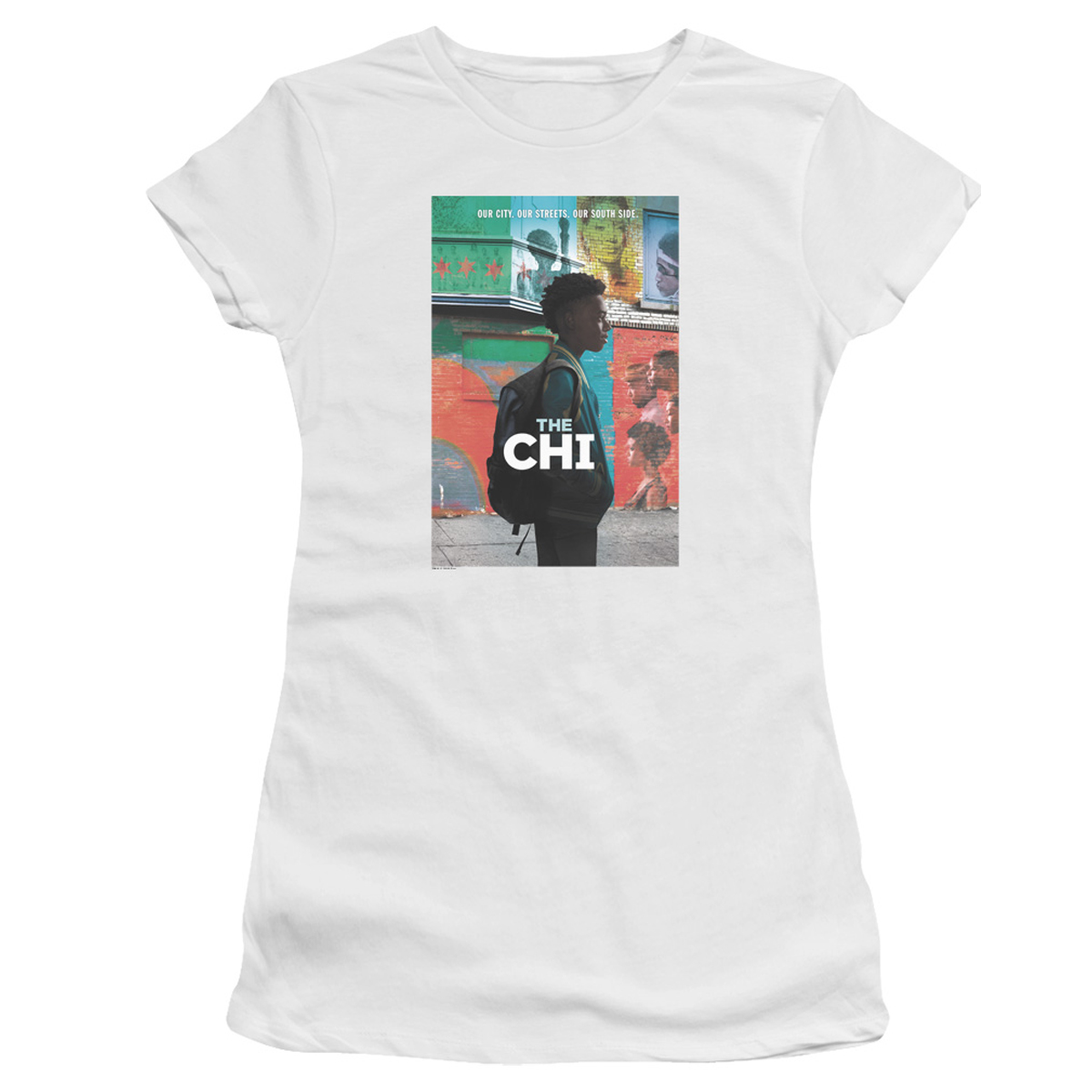 The Chi Our South Side Women's Slim Fit T-Shirt