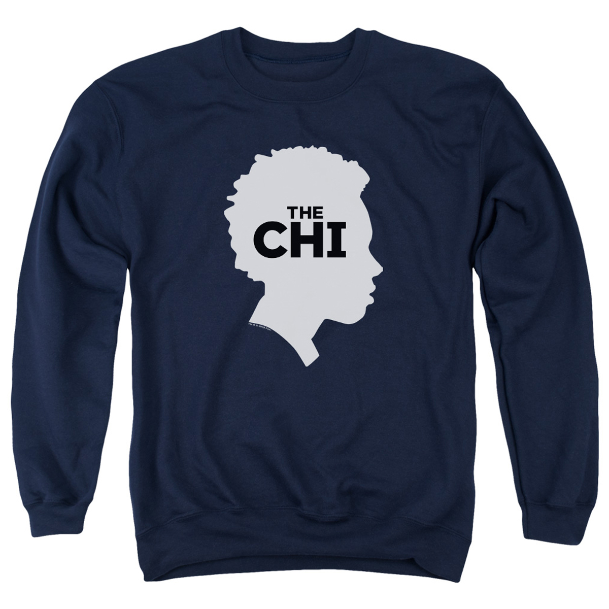 The Chi Silhouette Crewneck Sweatshirt