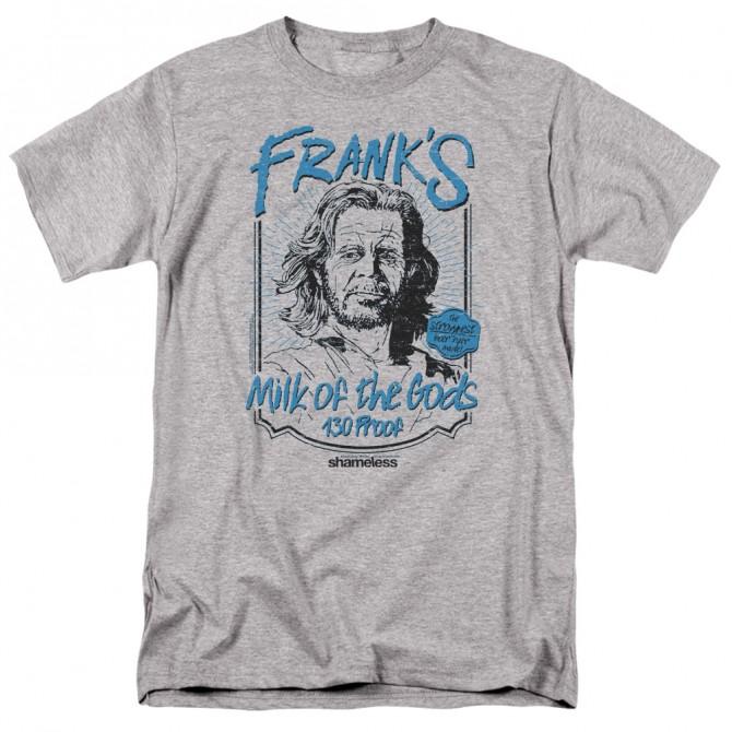 Shameless Frank's Milk T-Shirt