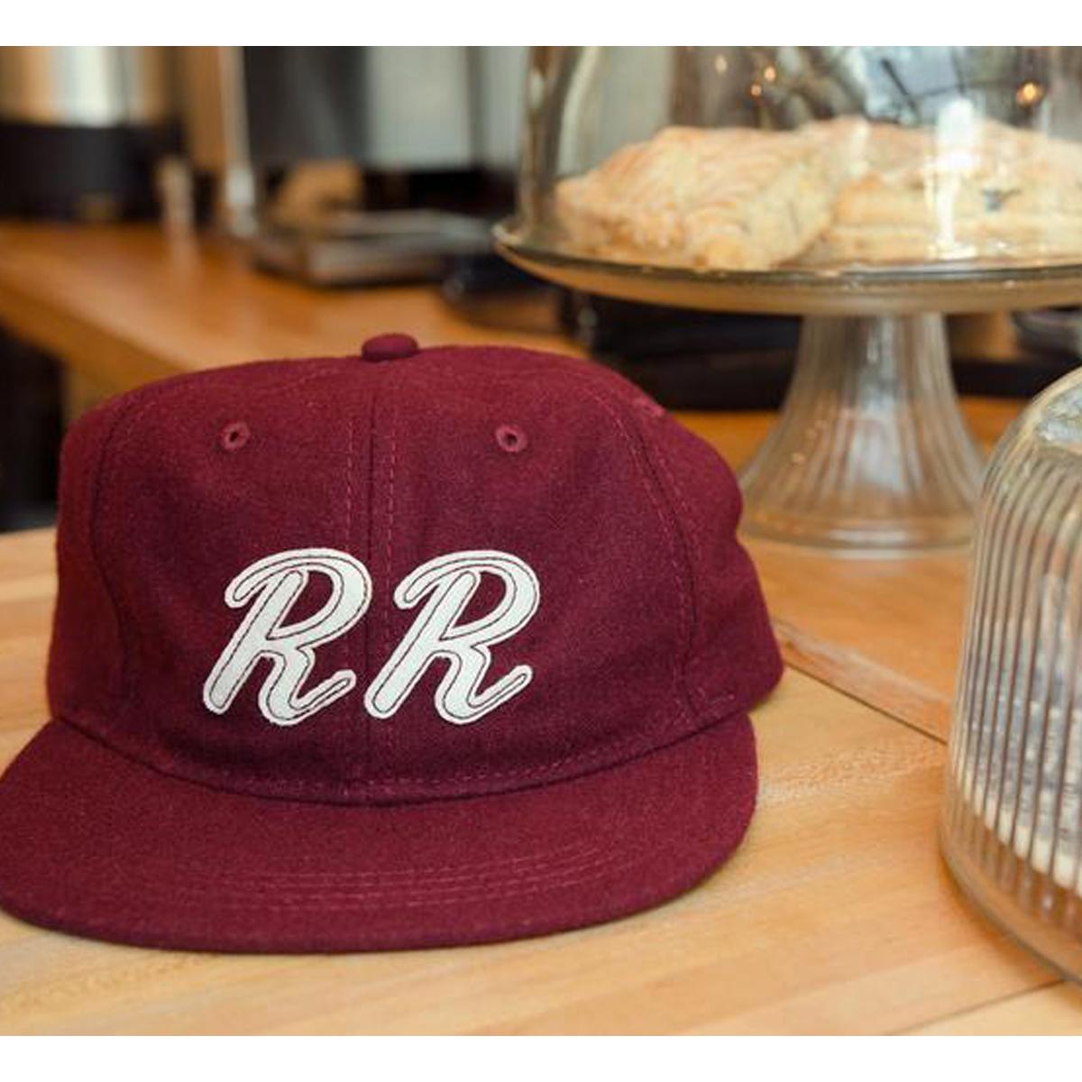 Twin Peaks RR Diner Felt Cap