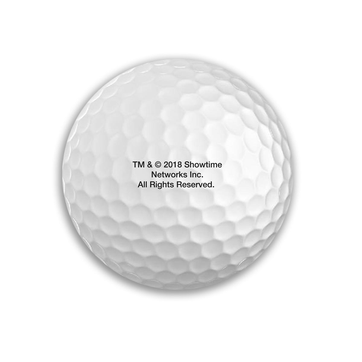 Billions Axe Capital Golf Ball Set