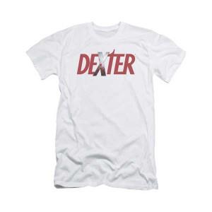 Dexter 10th Anniversary Splatter Logo T-Shirt