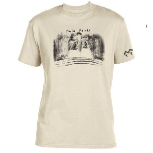 Twin Peaks Art Collection Peaks T-Shirt