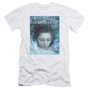 Twin Peaks Who Killed Laura Palmer T-Shirt