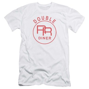 Twin Peaks RR Diner T-Shirt [White]