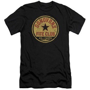 Ray Donovan Donovan's Fite Club Distressed T-Shirt