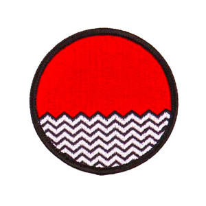 Twin Peaks Red Room Patch