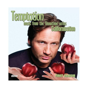 """Temptation: Music from the Showtime Series """"Californication"""" CD"""