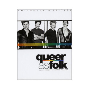 Queer as Folk: Season 2 DVD