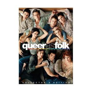 Queer as Folk: Season 4 DVD