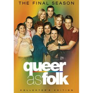 Queer as Folk: Season 5 DVD
