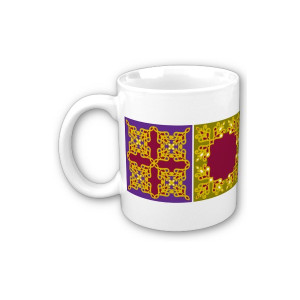 The Tudors Floral Wrap Mug