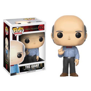 Twin Peaks Pop! Television Giant Figurine