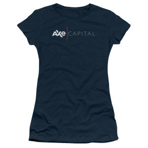 Billions Axe Capital Women's Fitted T-Shirt