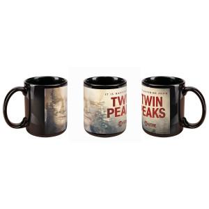 Twin Peaks Dale Cooper It's Happening Again 11oz Mug