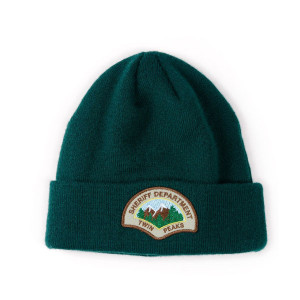 Twin Peaks Sheriff Department Beanie