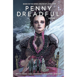 Penny Dreadful Graphic Novel Volume 1