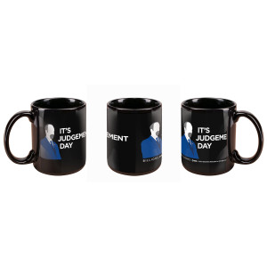Billions It's Judgement Day Mug