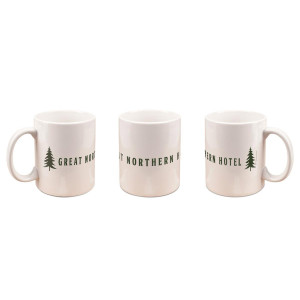 Twin Peaks Great Northern Mug